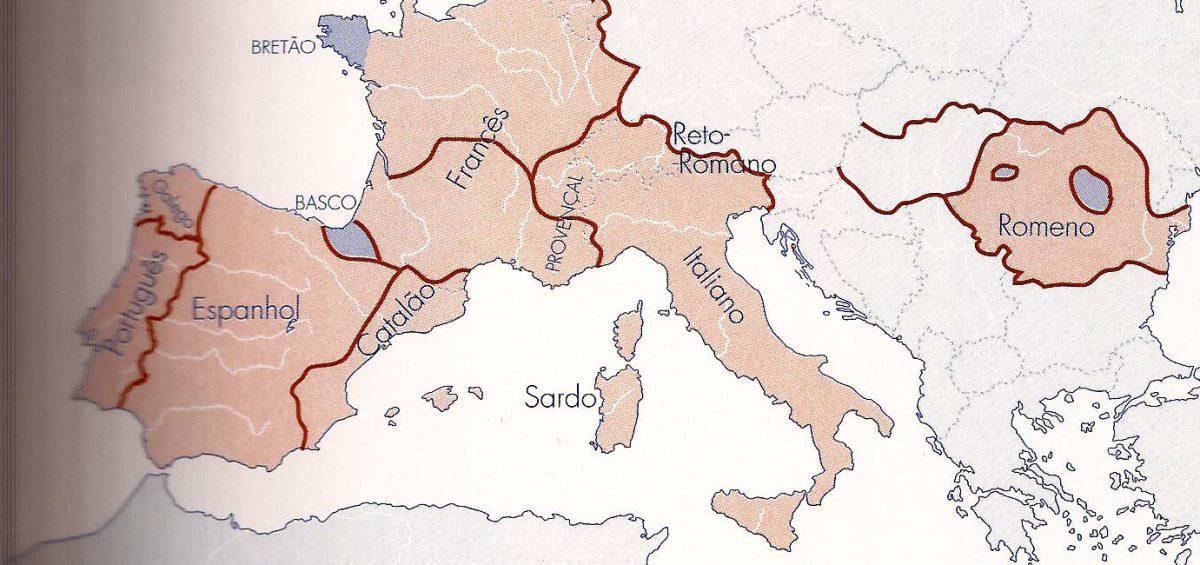 origem das línguas